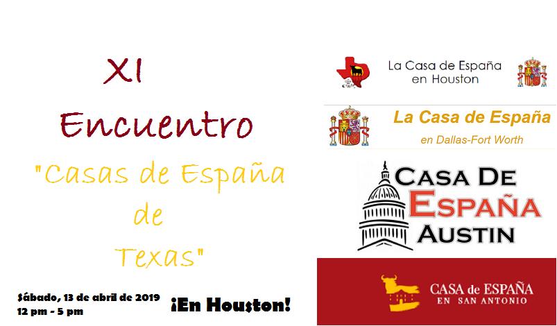Picnic de primavera / XI Encuentro Casas de España de Texas