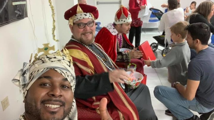 Reyes Magos en Houston